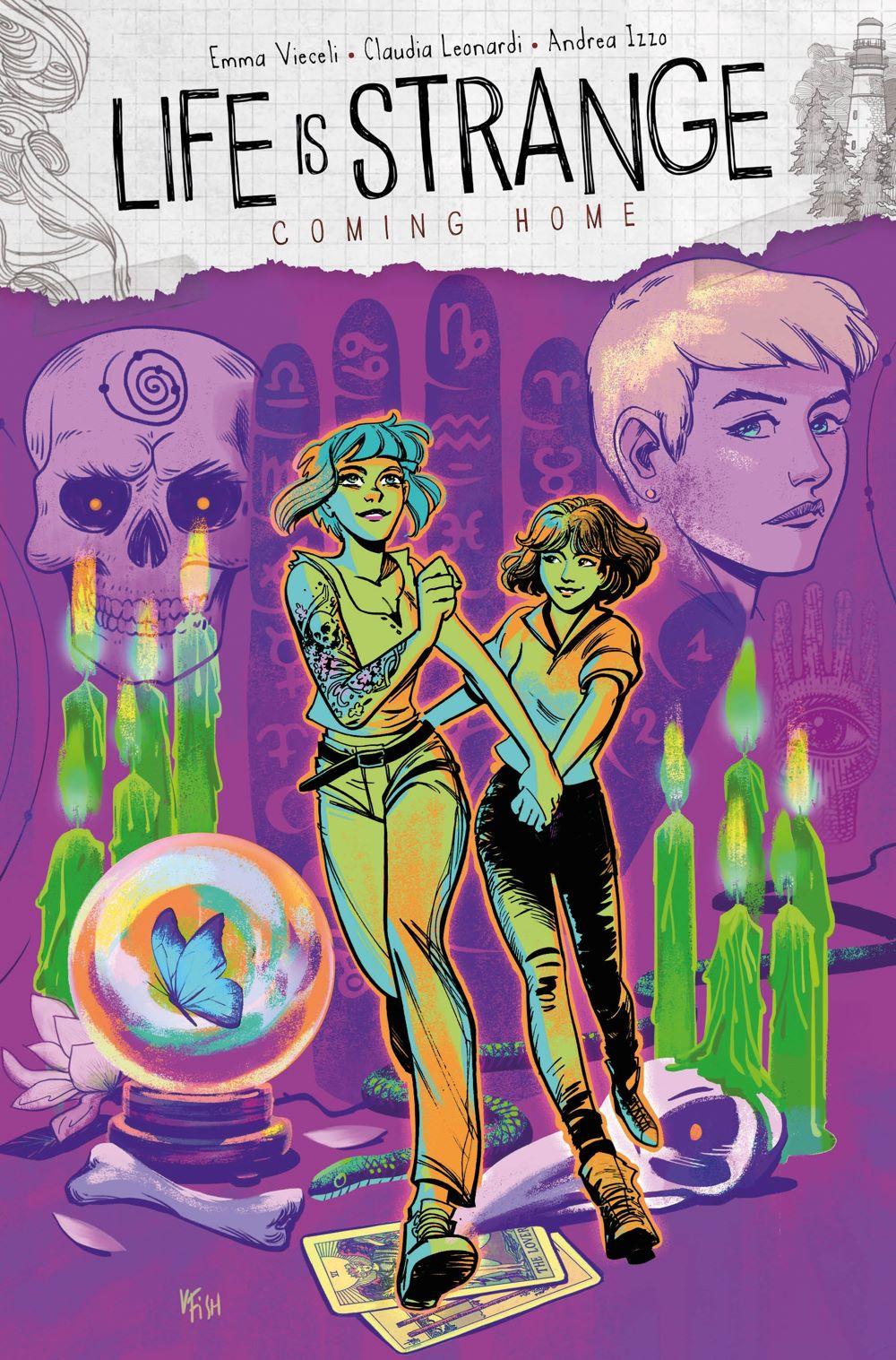 LIS_2_ComingHome1_000_CoversE Titan Comics July 2021 Solicitations