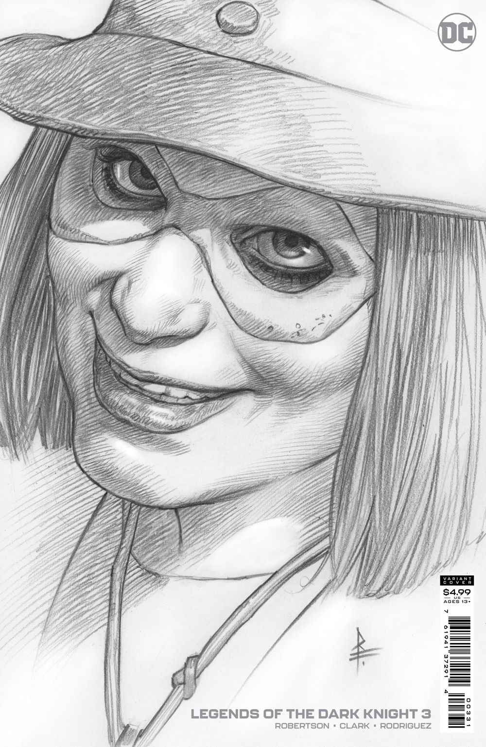 LOTDK_Cv3_1in25_var DC Comics July 2021 Solicitations