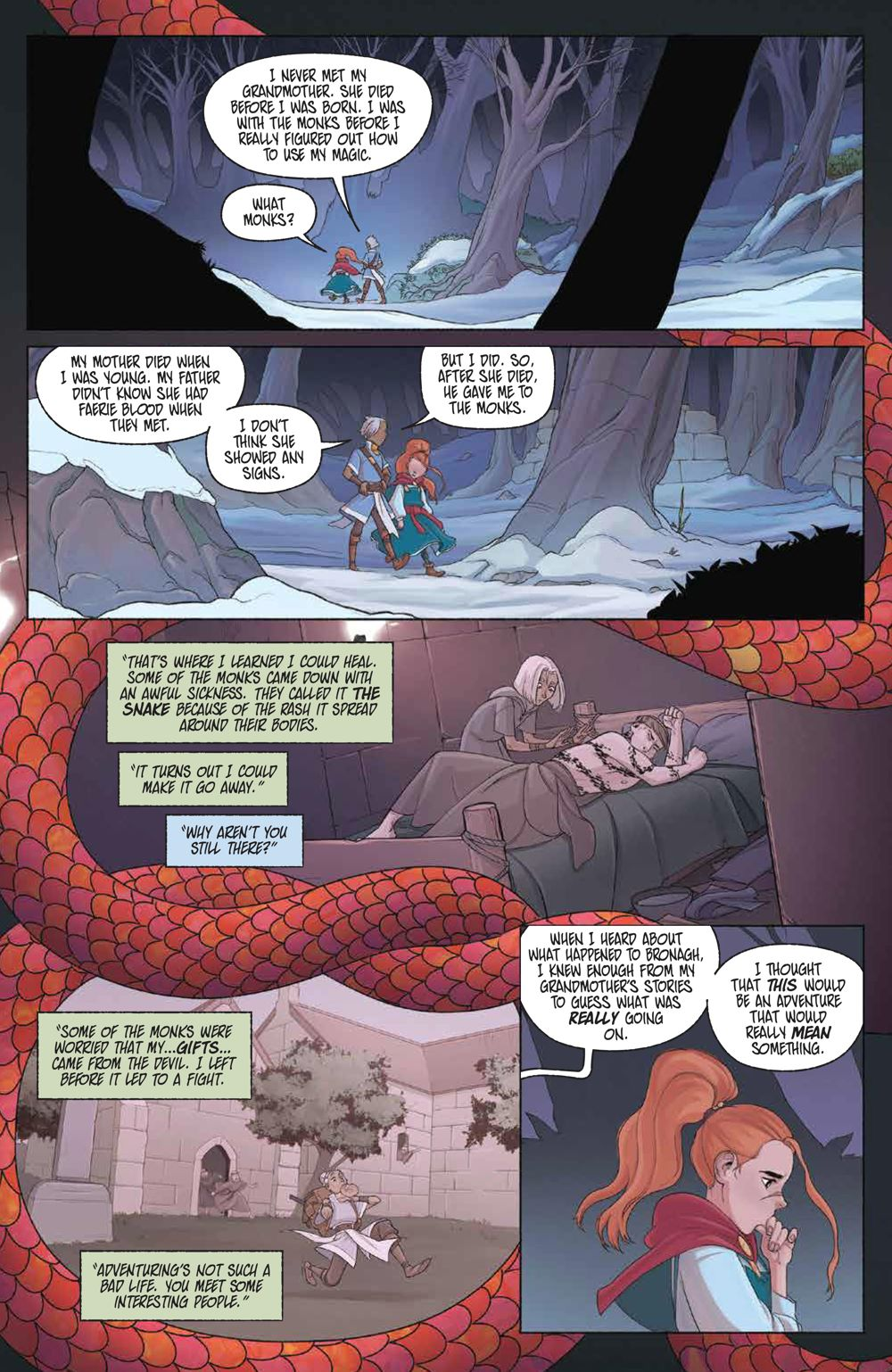 LastWitch_005_PRESS_7 ComicList Previews: THE LAST WITCH #5 (OF 5)