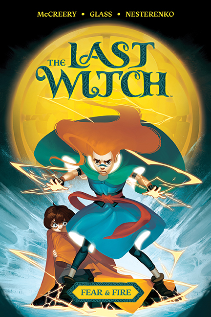 LastWitch_SC_Cover BOOM! Studios July 2021 Solicitations
