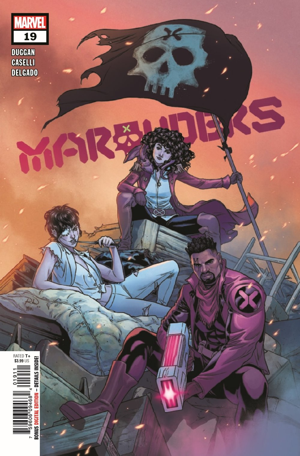 MARAUDERS2019019_Preview-1 ComicList Previews: MARAUDERS #19