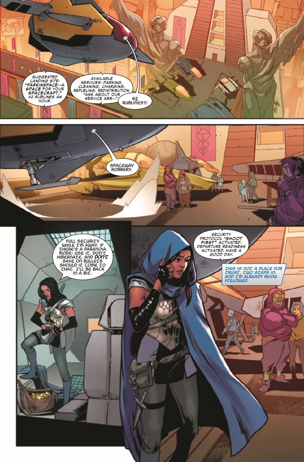 MIGHTYVALKYRIES2021001_Preview-7 ComicList Previews: THE MIGHTY VALKYRIES #1 (OF 5)