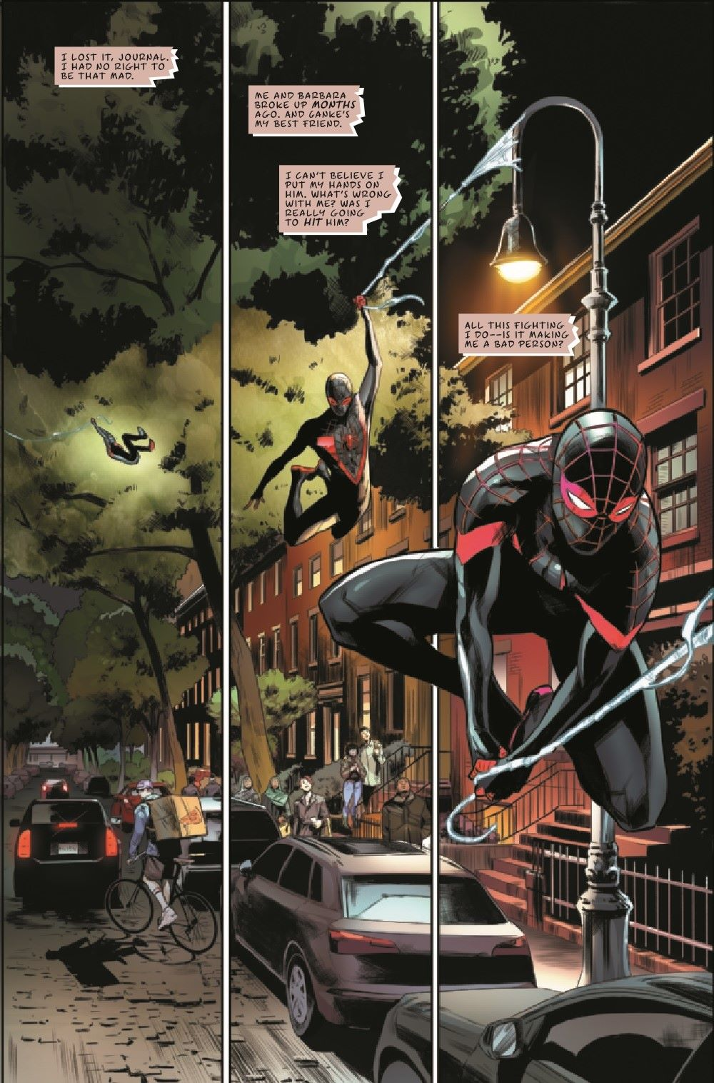 MMSM2018025_Preview-4 ComicList Previews: MILES MORALES SPIDER-MAN #25