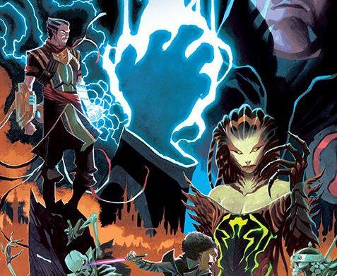 Magic_001_Cover_A_Main ComicList Previews: MAGIC #1