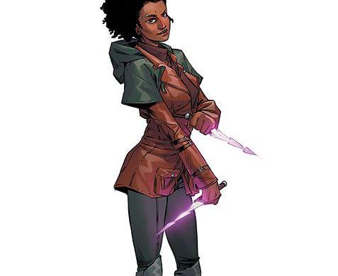 Magic_001_Cover_F_CharacterDesign ComicList Previews: MAGIC #1