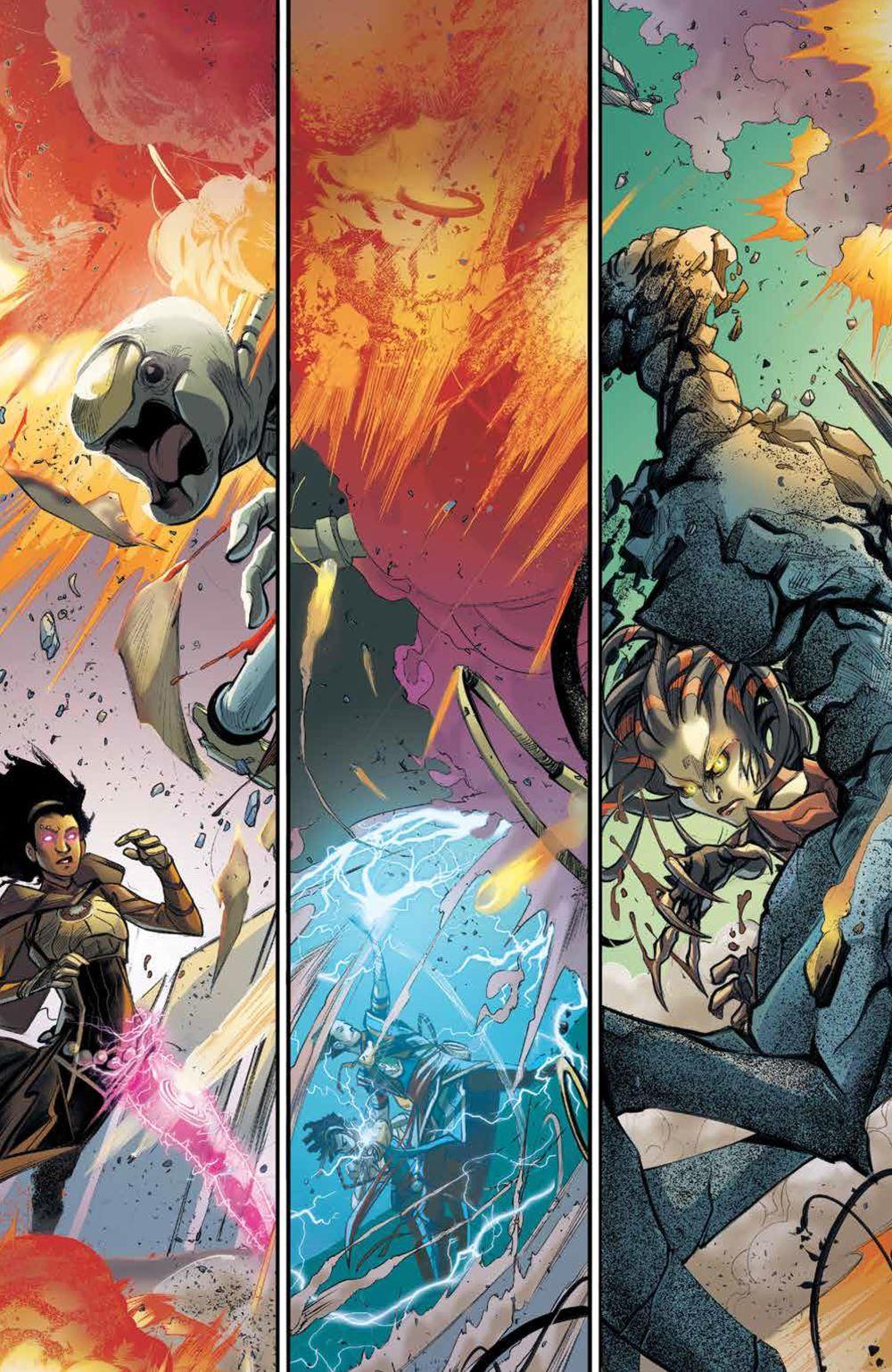 Magic_001_PRESS_9 ComicList Previews: MAGIC #1