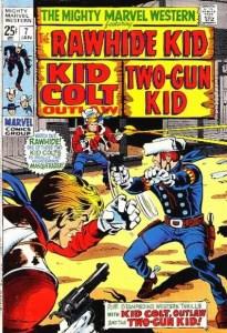 Mighty-Marvel-Western-7-205x300 Mighty Marvel Western: Attention Disney Plus Executives
