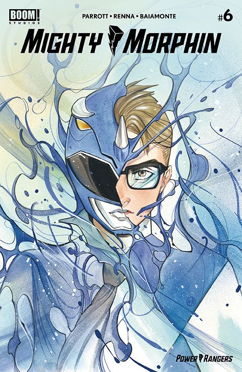MightyMorphin_006_Cover_F_Variant ComicList Previews: MIGHTY MORPHIN #6