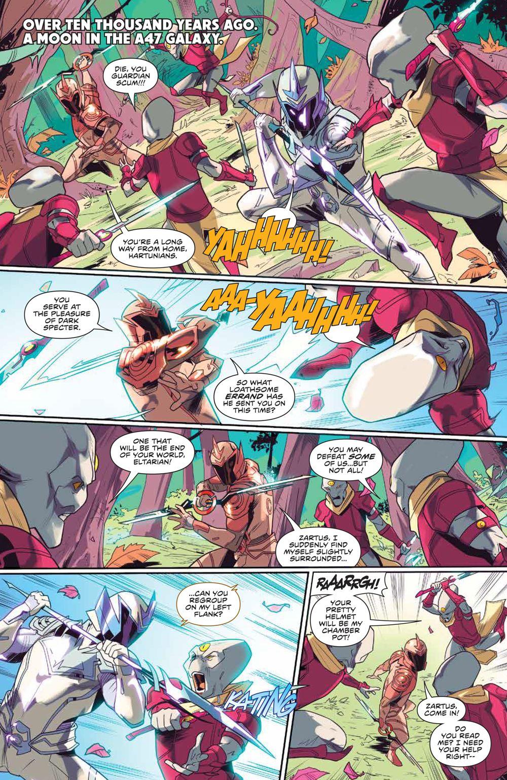 MightyMorphin_006_PRESS_3 ComicList Previews: MIGHTY MORPHIN #6