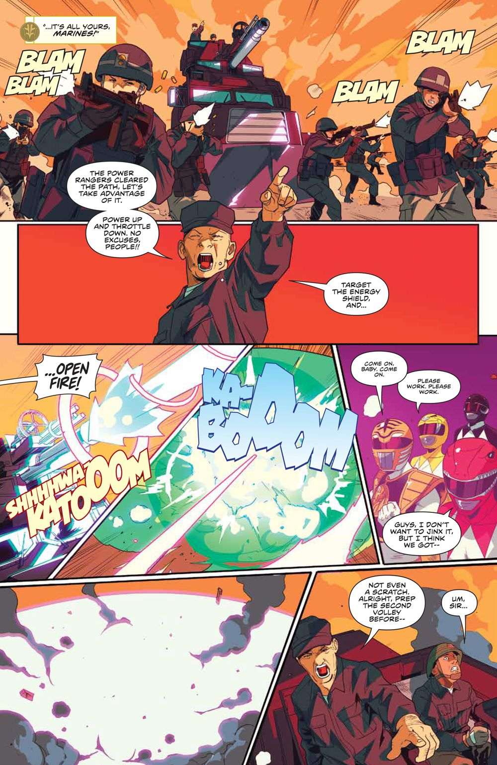 MightyMorphin_006_PRESS_8 ComicList Previews: MIGHTY MORPHIN #6