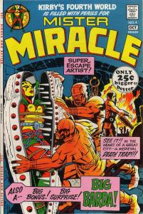 Mister-Miracle-4-201x300 Comic Trends & the Oddball of the Week Award