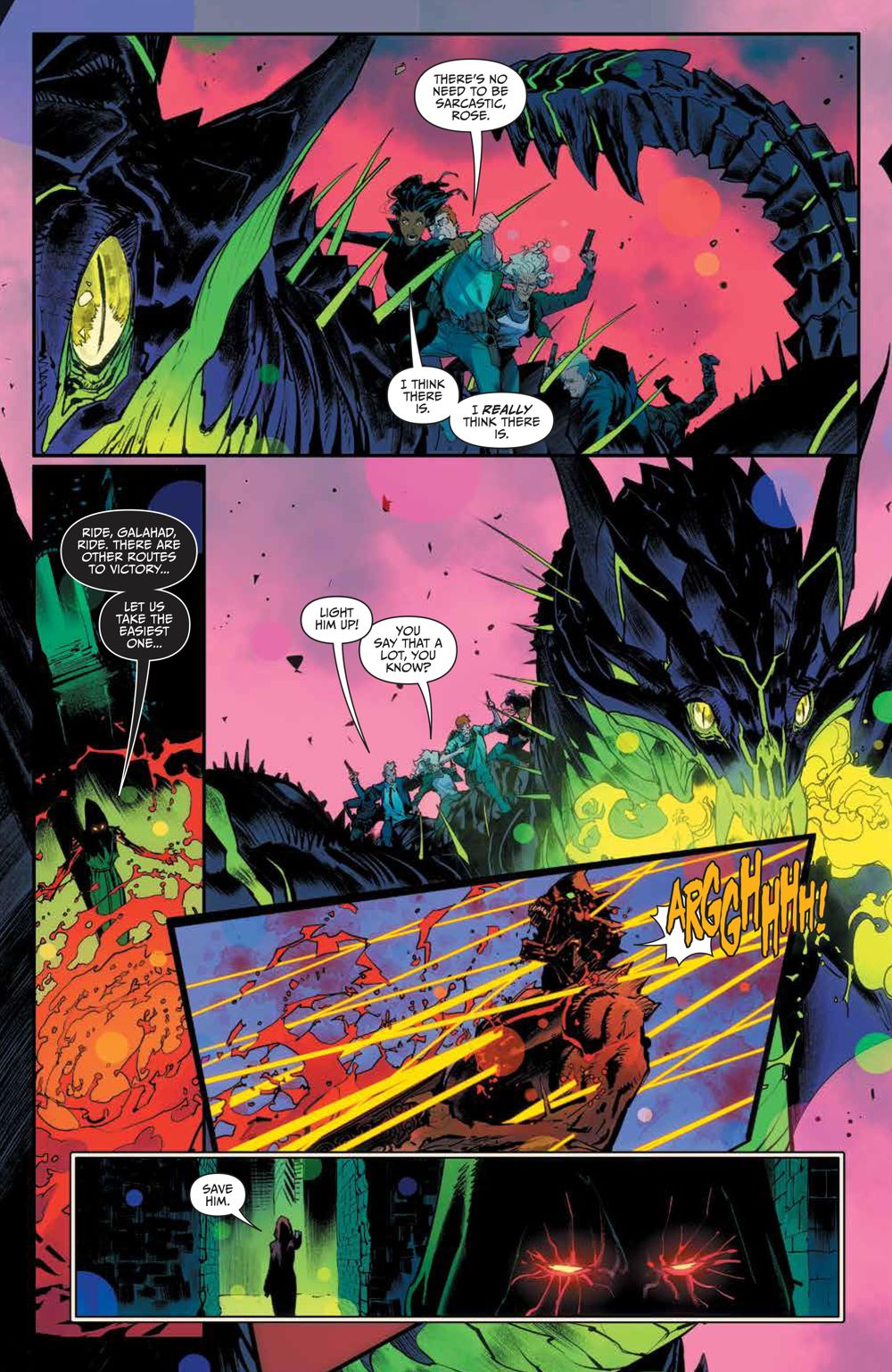 OnceFuture_018_PRESS_4 ComicList Previews: ONCE AND FUTURE #18