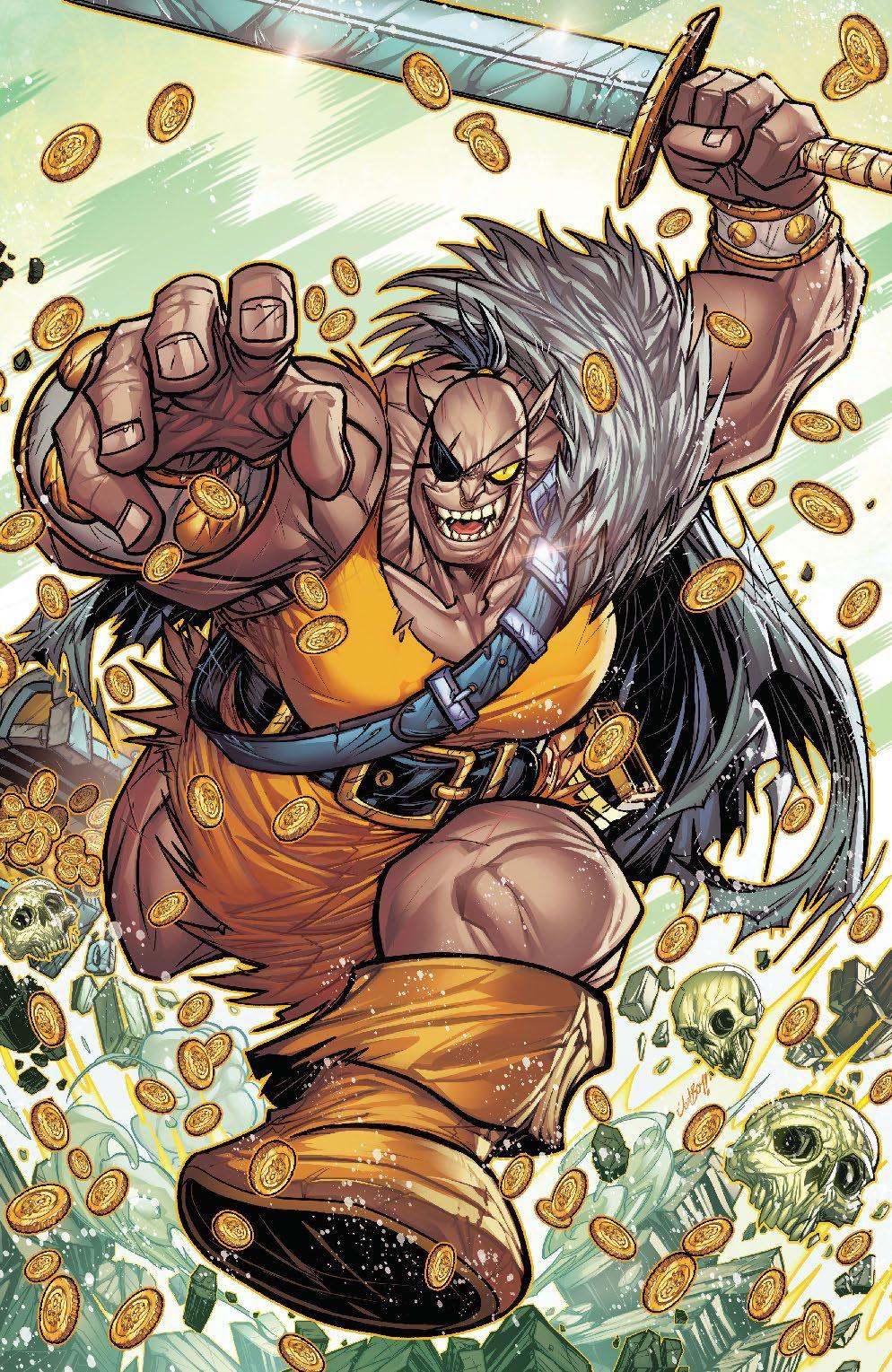 Orcs_003_Cover_C_Variant ComicList Previews: ORCS #3 (OF 5)