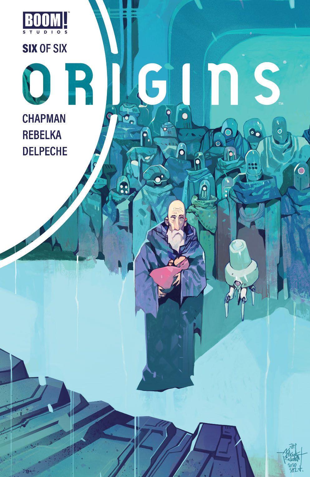 Origins_006_Cover_A_Main ComicList Previews: ORIGINS #6 (OF 6)