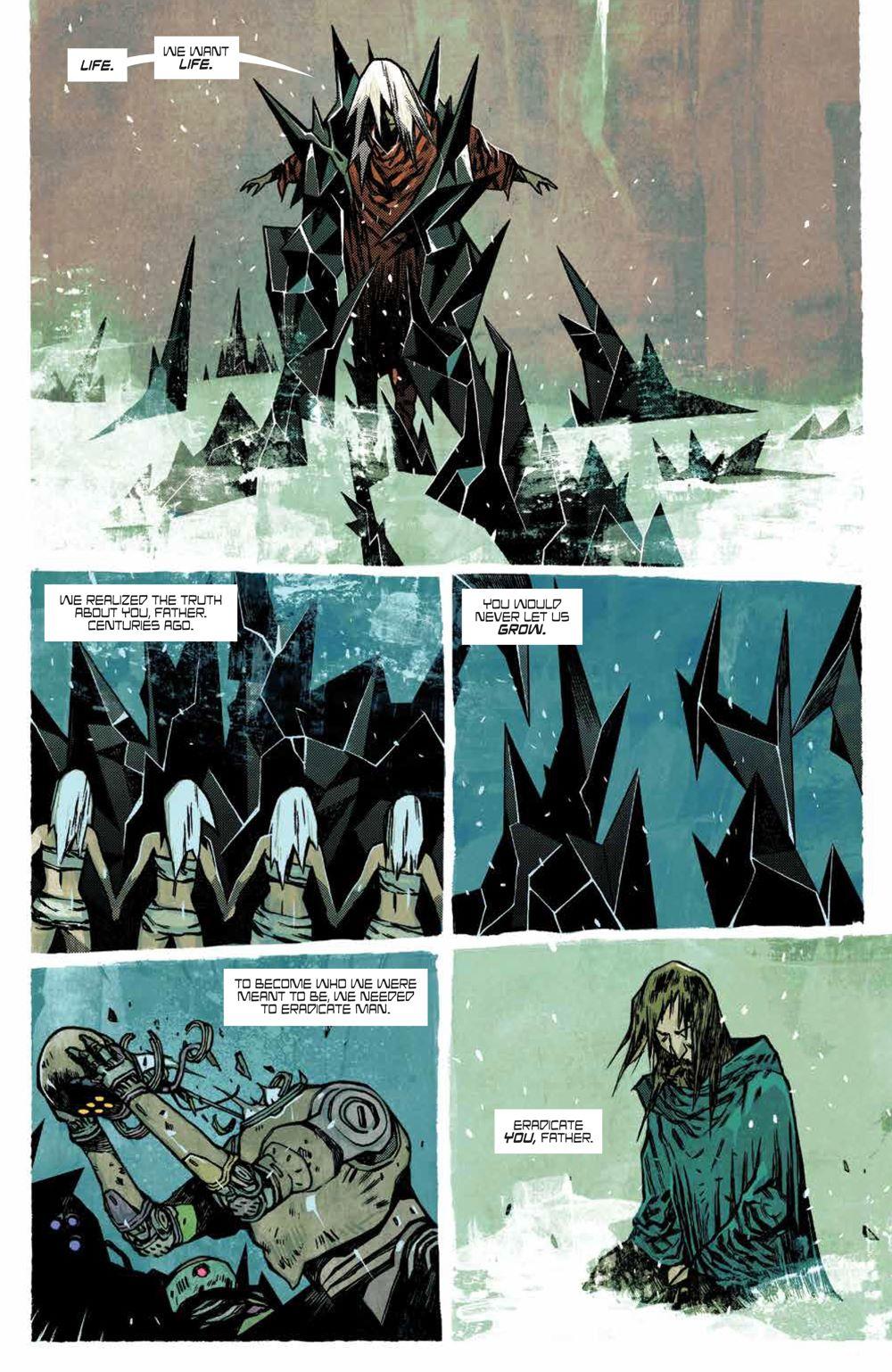 Origins_006_PRESS_5 ComicList Previews: ORIGINS #6 (OF 6)