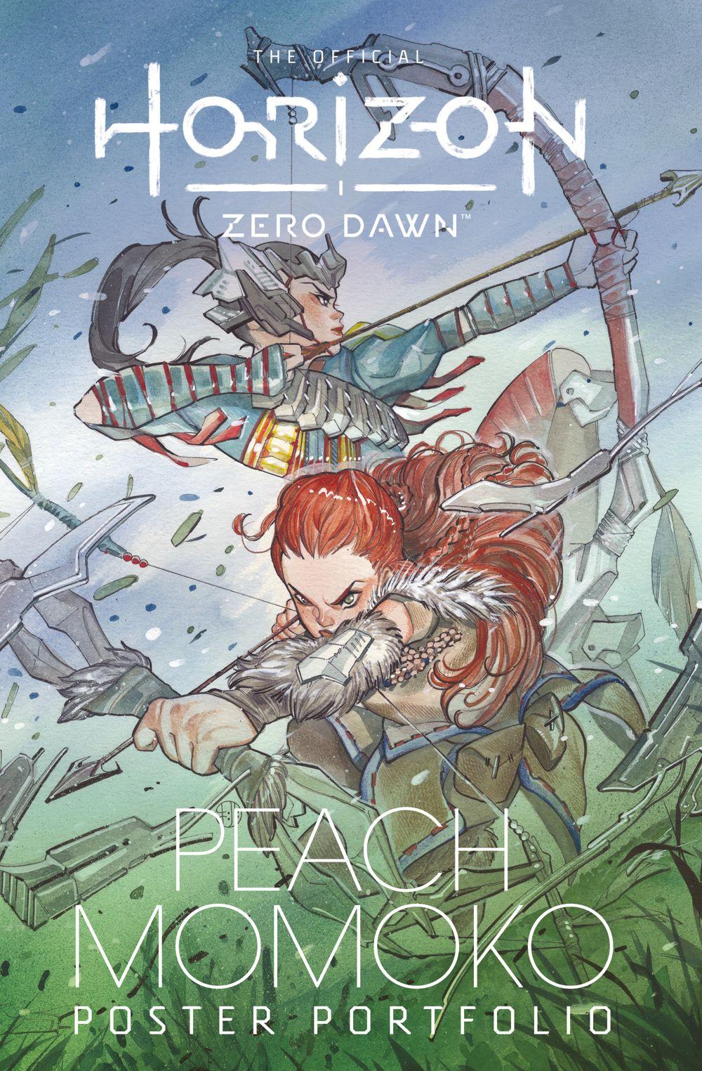 PEACH-MOMOKO-PORTFOLIO Titan Comics July 2021 Solicitations