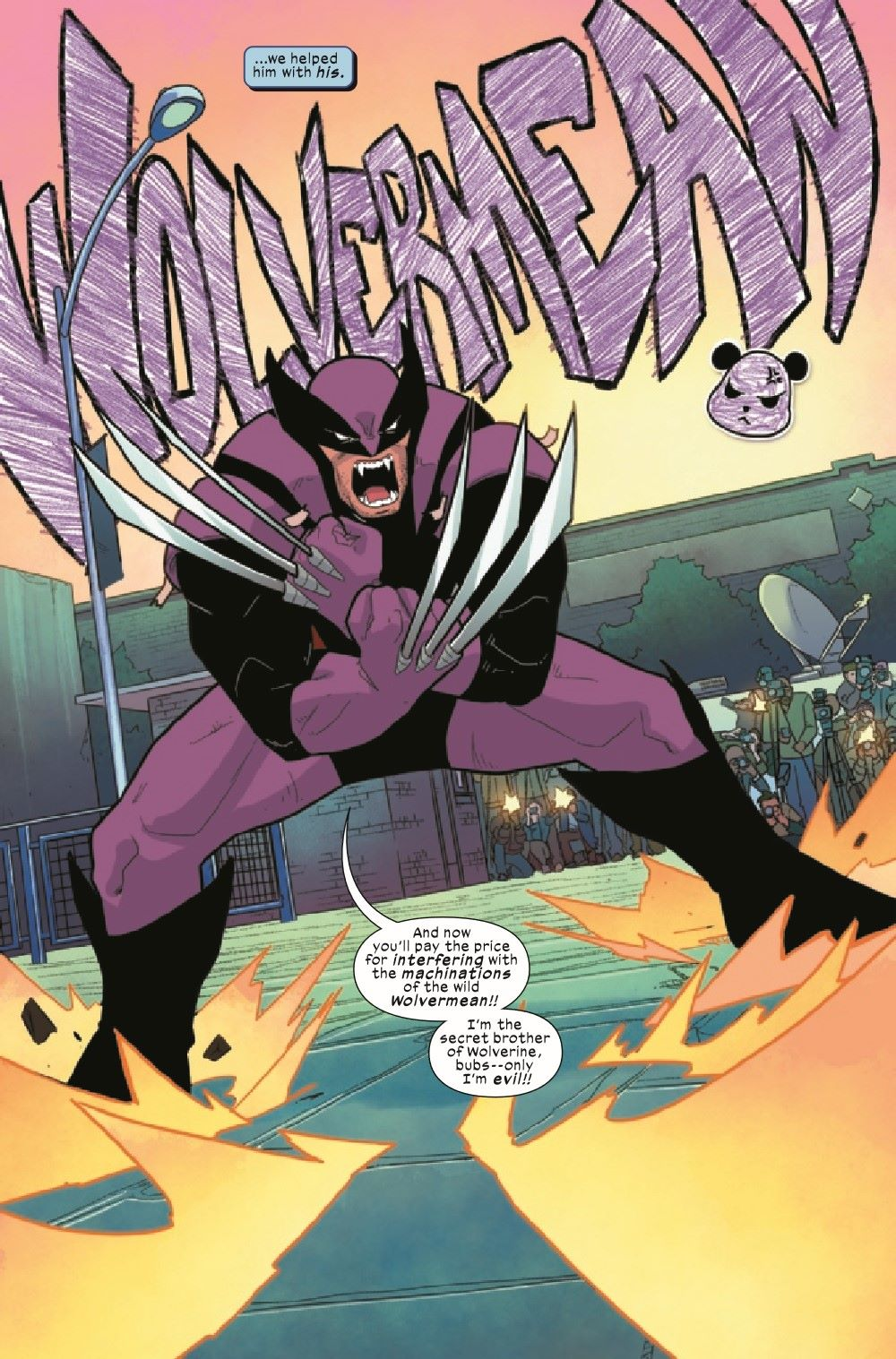 PWRPAC2020005_Preview-4 ComicList Previews: POWER PACK #5 (OF 5)