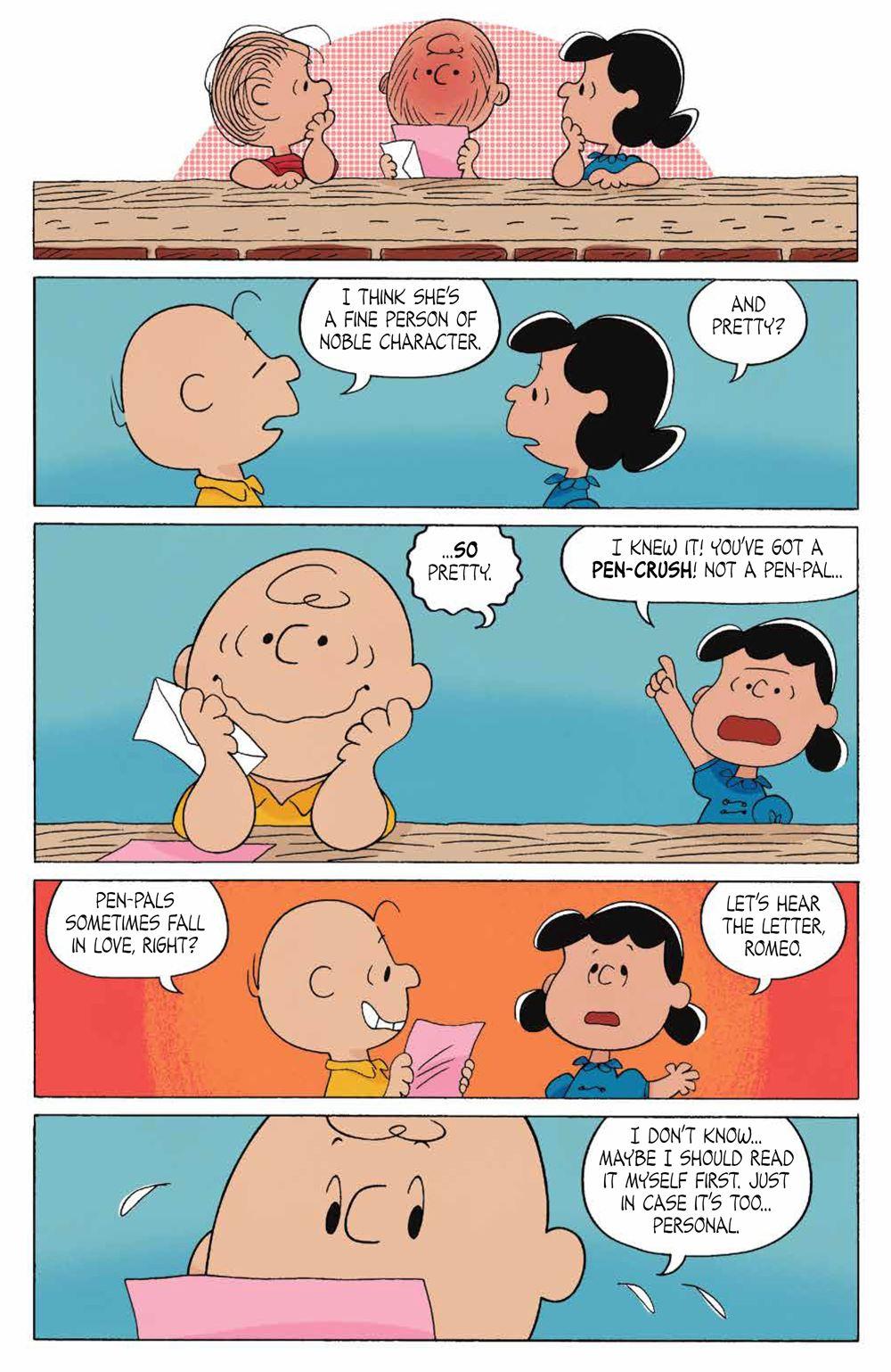 Peanuts_OGN_ScotlandBound_SC_PRESS_12 ComicList Previews: PEANUTS SCOTLAND BOUND CHARLIE BROWN GN