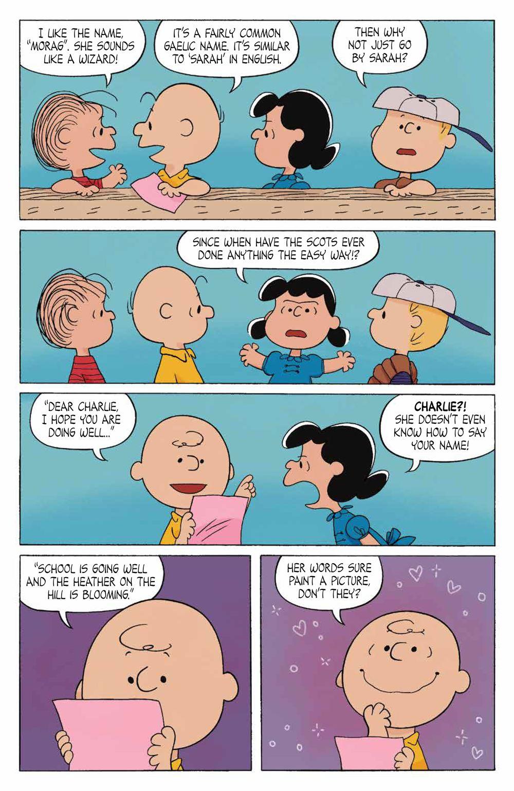 Peanuts_OGN_ScotlandBound_SC_PRESS_14 ComicList Previews: PEANUTS SCOTLAND BOUND CHARLIE BROWN GN