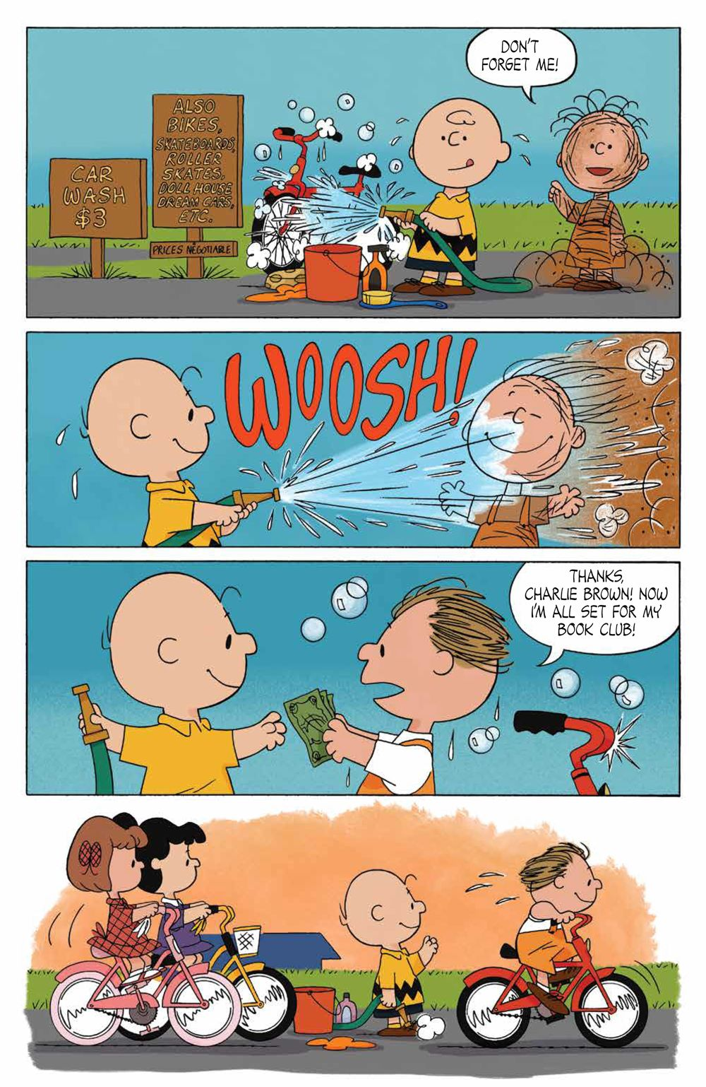 Peanuts_OGN_ScotlandBound_SC_PRESS_20 ComicList Previews: PEANUTS SCOTLAND BOUND CHARLIE BROWN GN