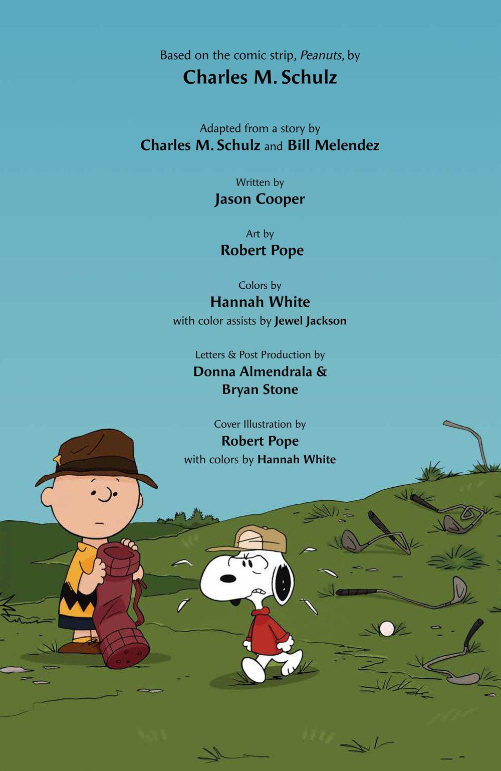 Peanuts_OGN_ScotlandBound_SC_PRESS_7 ComicList Previews: PEANUTS SCOTLAND BOUND CHARLIE BROWN GN