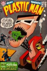 Plastic-Man-4-DC-Series-1-199x300 Blogger Dome: Mister Fantastic versus Plastic Man AND Elongated Man