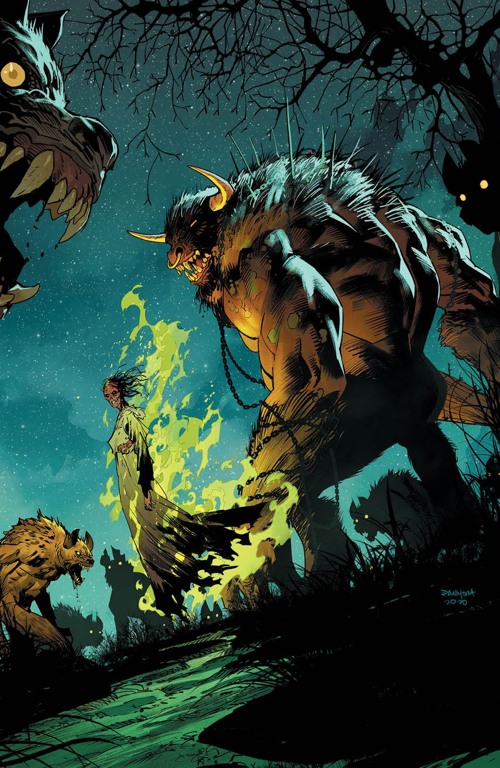 ProctorValleyRoad_002_Cover_D_Variant ComicList Previews: PROCTOR VALLEY ROAD #2 (OF 5)