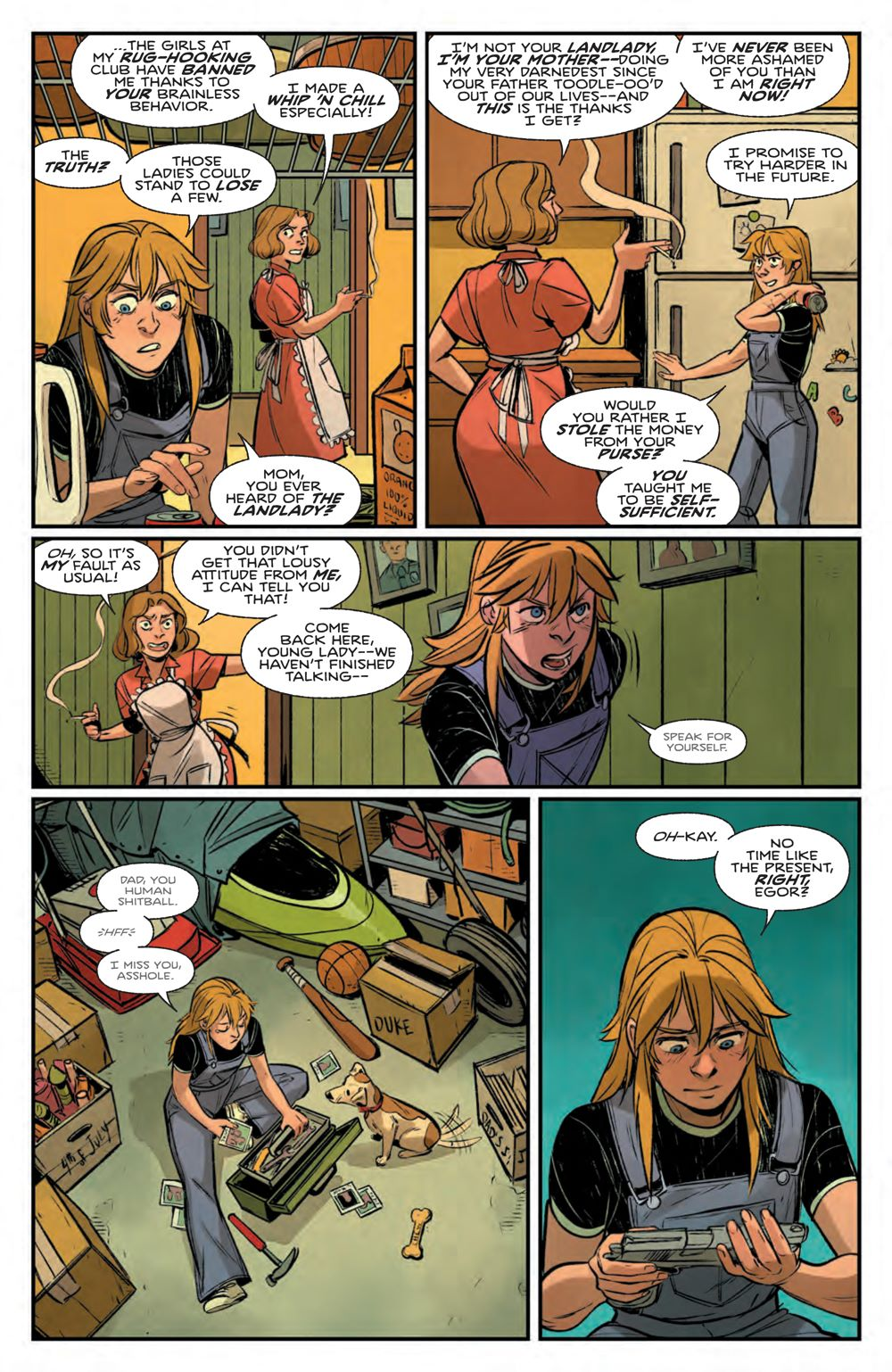 ProctorValleyRoad_002_PRESS_7 ComicList Previews: PROCTOR VALLEY ROAD #2 (OF 5)