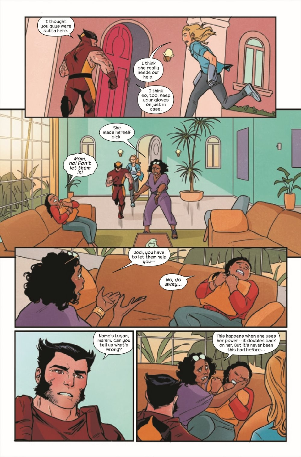 RUNAWY2017035_Preview-5 ComicList Previews: RUNAWAYS #35