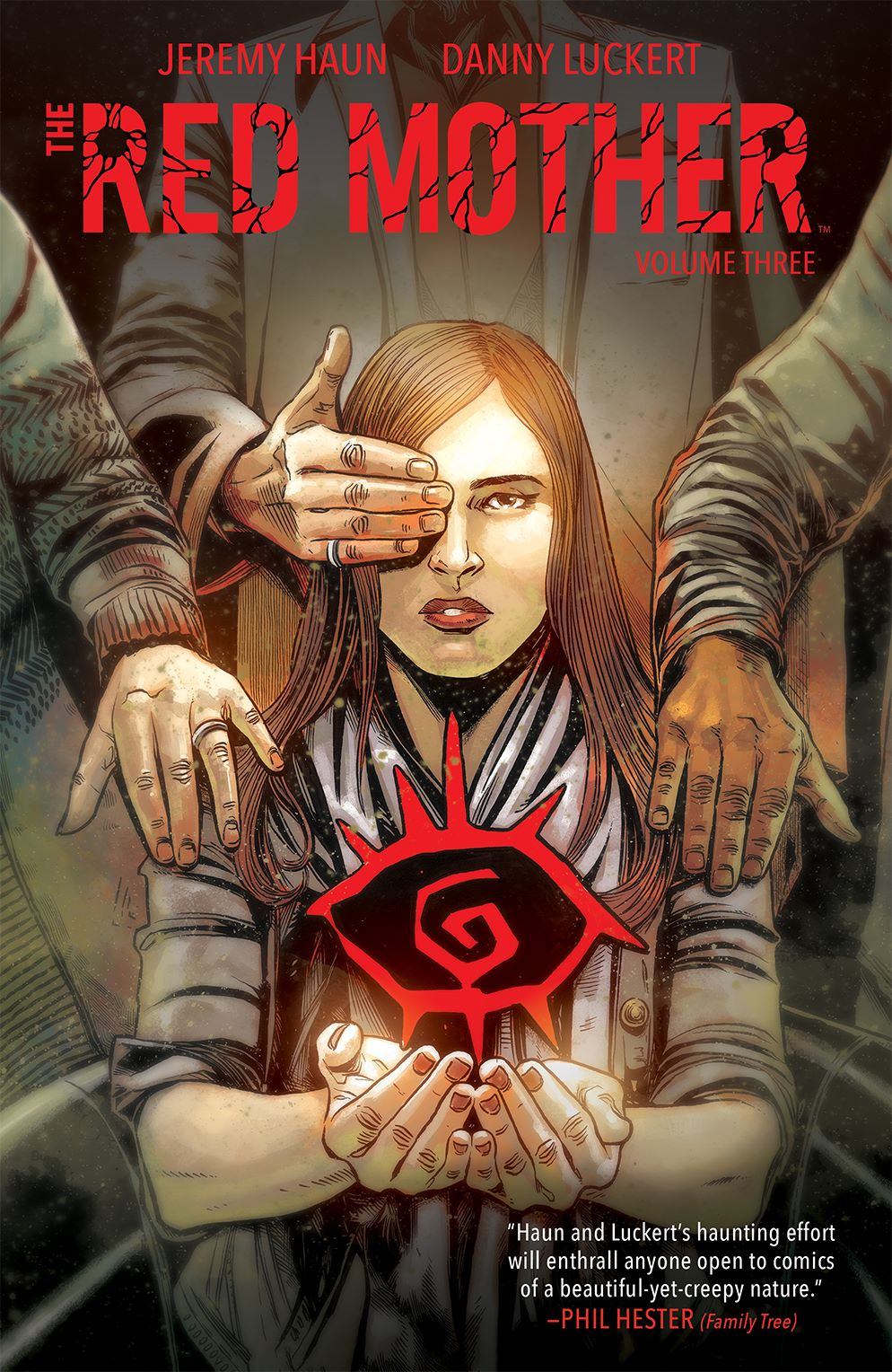 RedMother_v3_SC_Cover ComicList Previews: RED MOTHER VOLUME 3 TP