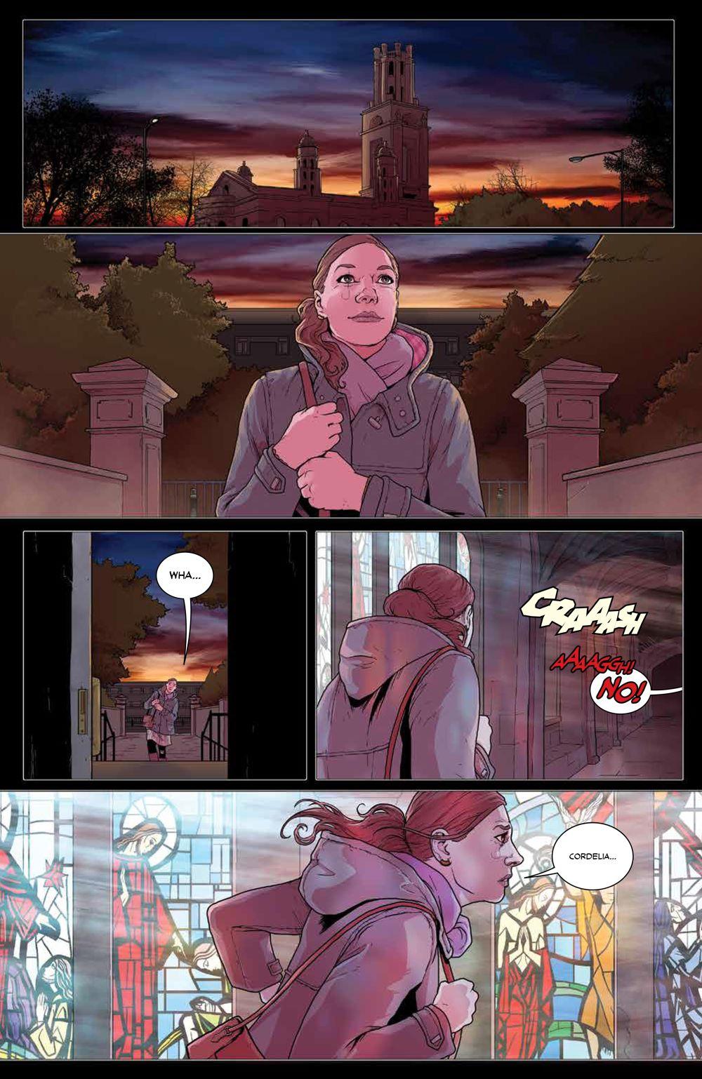 RedMother_v3_SC_PRESS_10 ComicList Previews: RED MOTHER VOLUME 3 TP