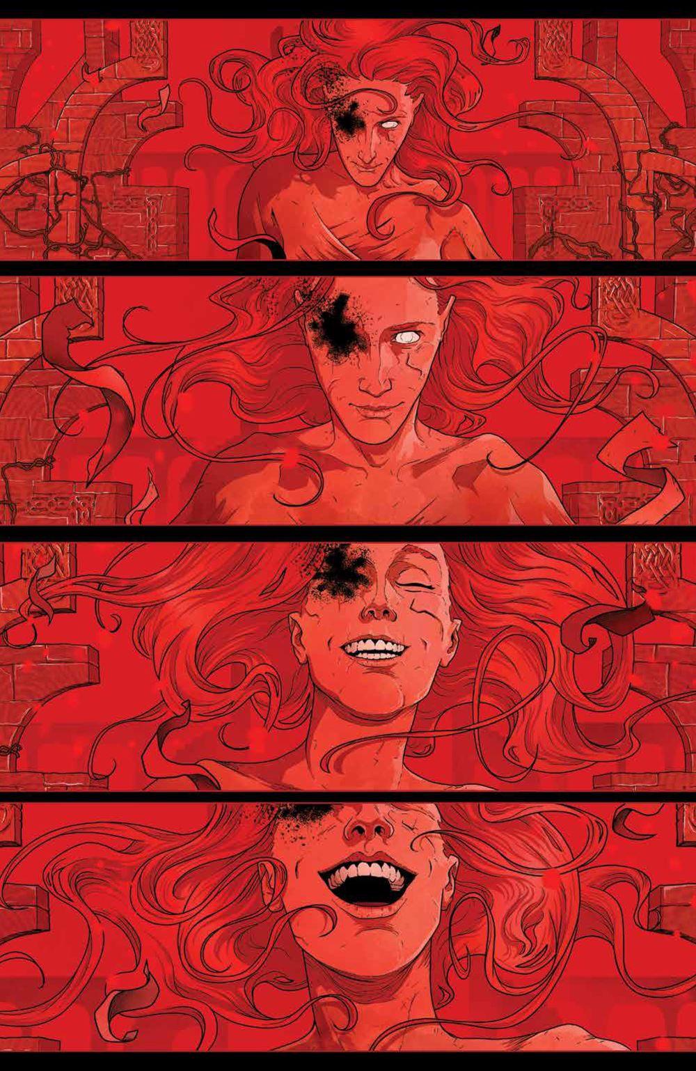 RedMother_v3_SC_PRESS_9 ComicList Previews: RED MOTHER VOLUME 3 TP