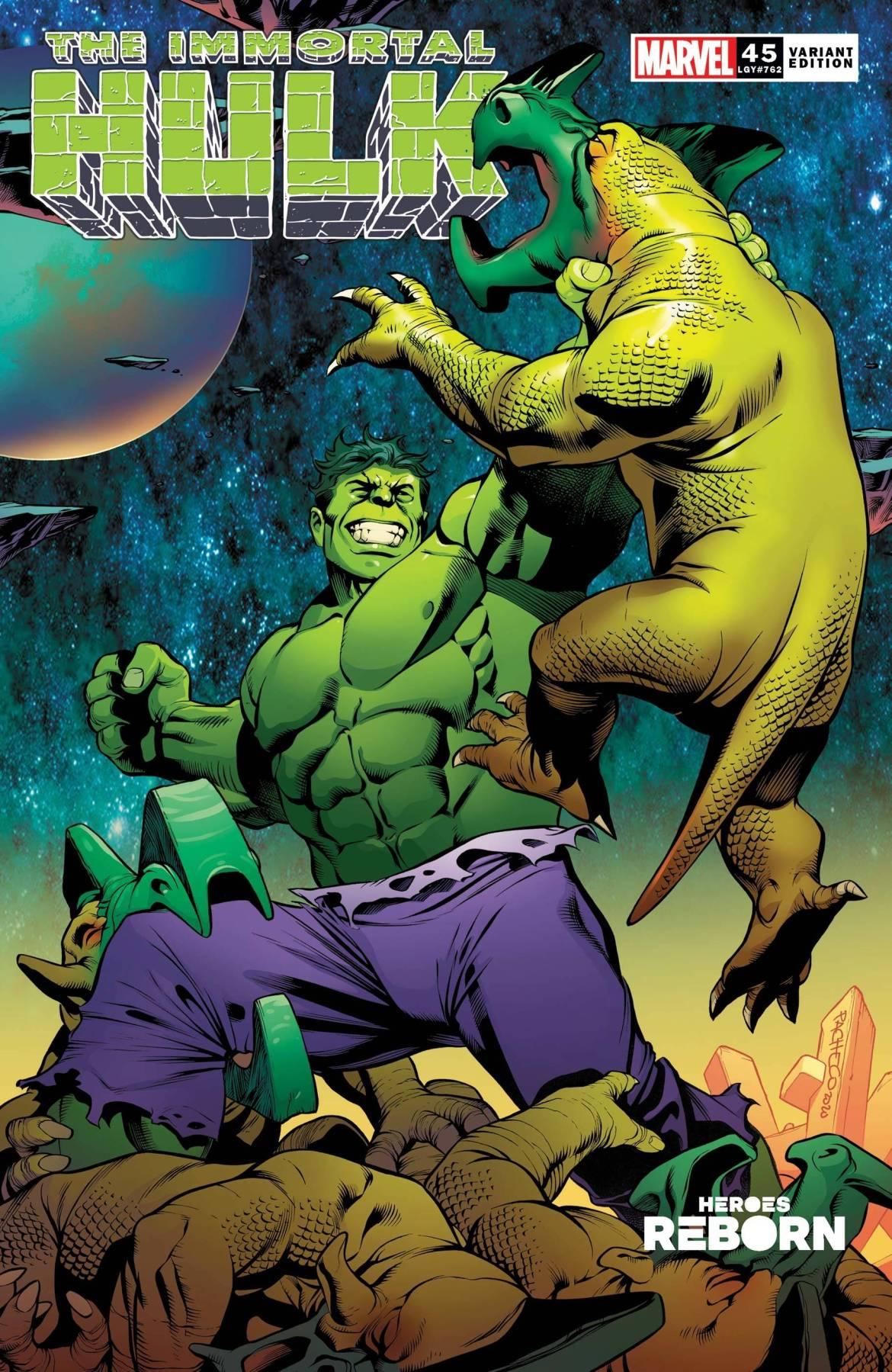 STL182293 ComicList: Marvel Comics New Releases for 04/07/2021