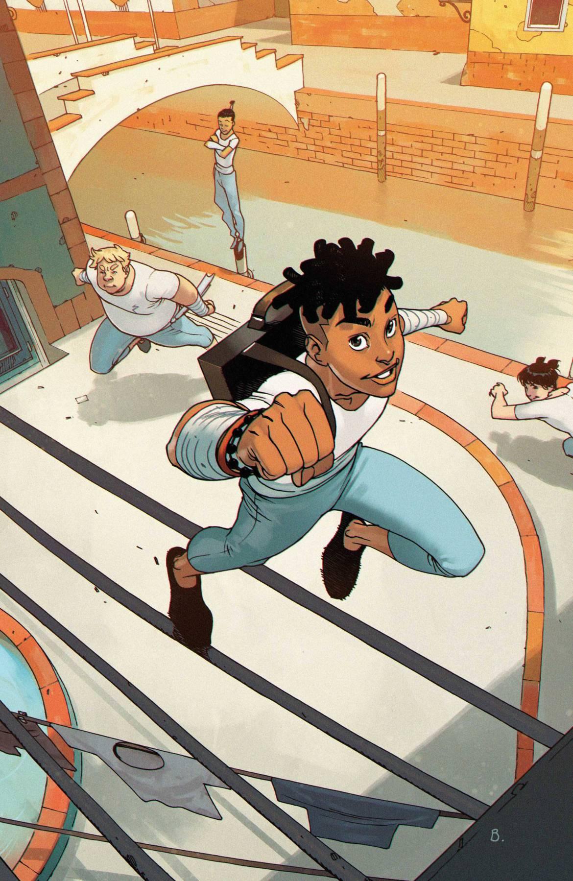 STL189408 ComicList: BOOM! Studios New Releases for 04/07/2021