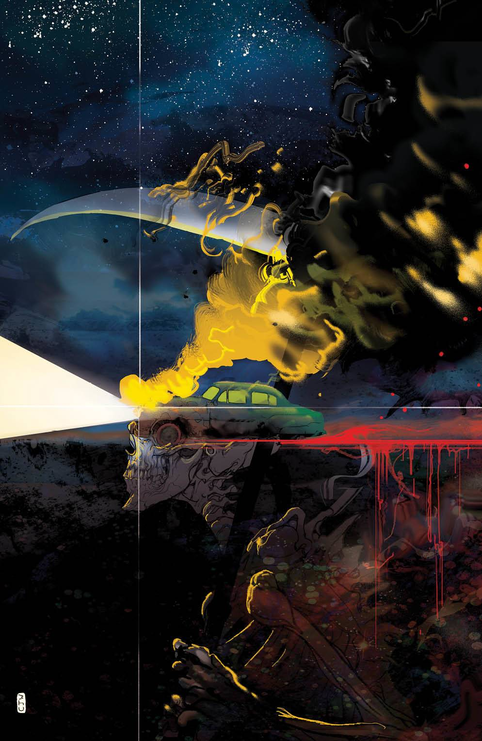 STL190413 ComicList Previews: PROCTOR VALLEY ROAD #2 (OF 5)
