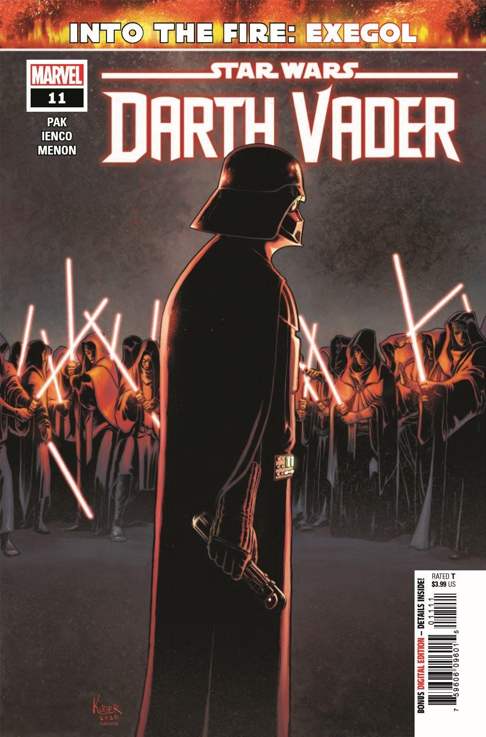 STWVADER2020011_Preview-1 ComicList Previews: STAR WARS DARTH VADER #11