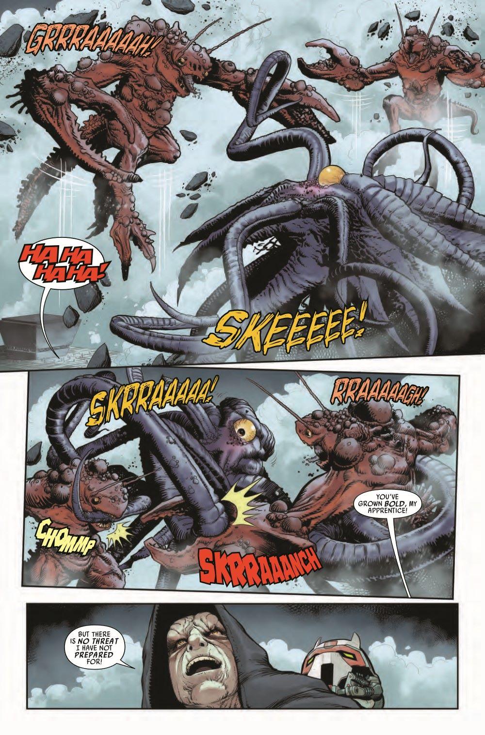 STWVADER2020011_Preview-5 ComicList Previews: STAR WARS DARTH VADER #11