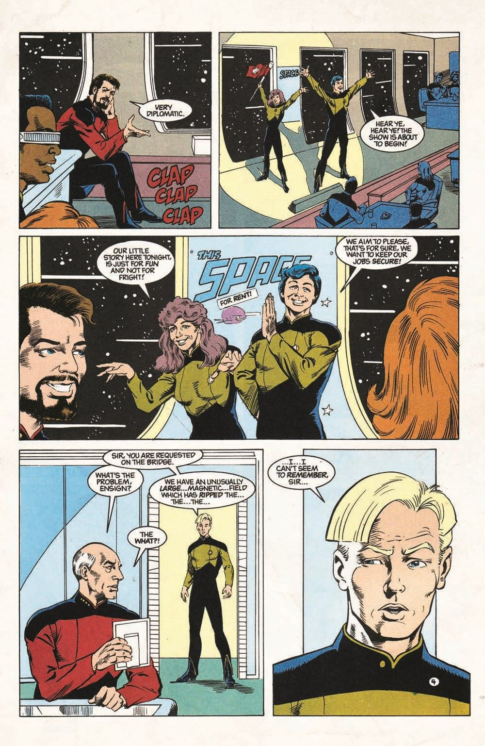 ST_TNG-TheGift-pr-6 ComicList Previews: STAR TREK THE NEXT GENERATION THE GIFT #1