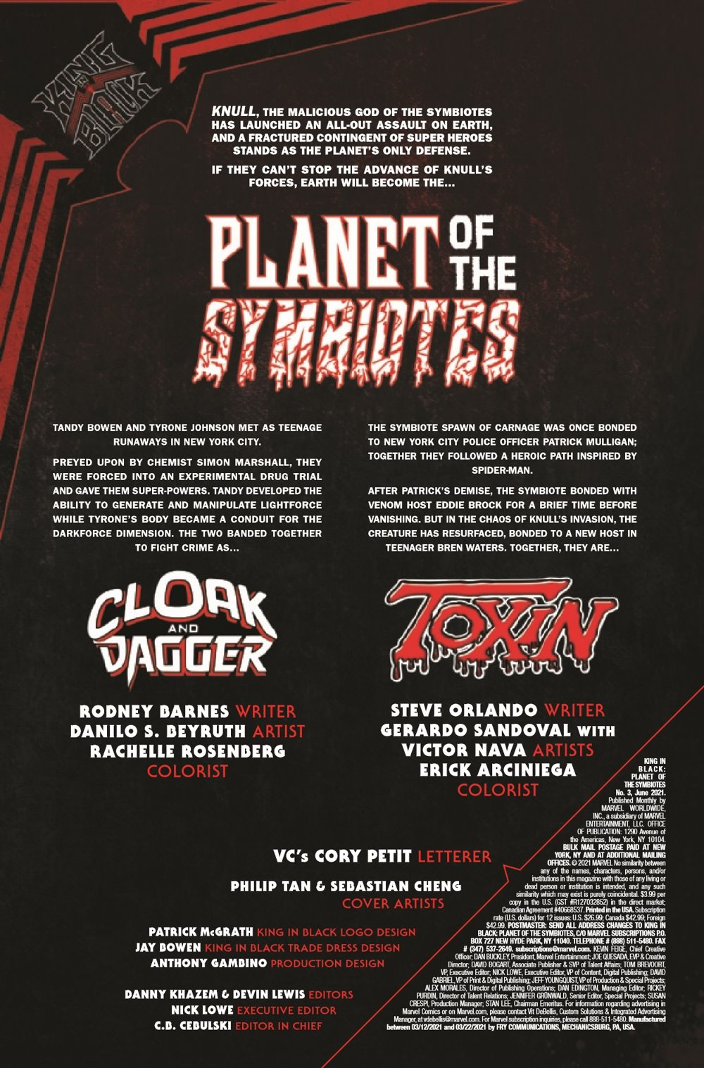 SYMBIOTESKIB2021003_Preview-2 ComicList Previews: KING IN BLACK PLANET OF THE SYMBIOTES #3 (OF 3)