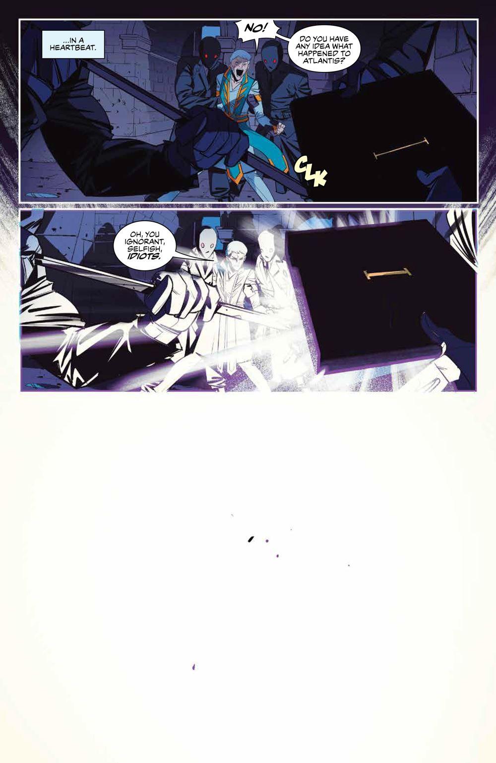 SevenSecrets_v1_SC_PRESS_9 ComicList Previews: SEVEN SECRETS VOLUME 1 TP