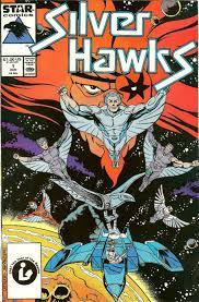 Silver-Hawks-1 Trends & Oddball Award: Smurfs, Silver Hawks, & Joan of Arc
