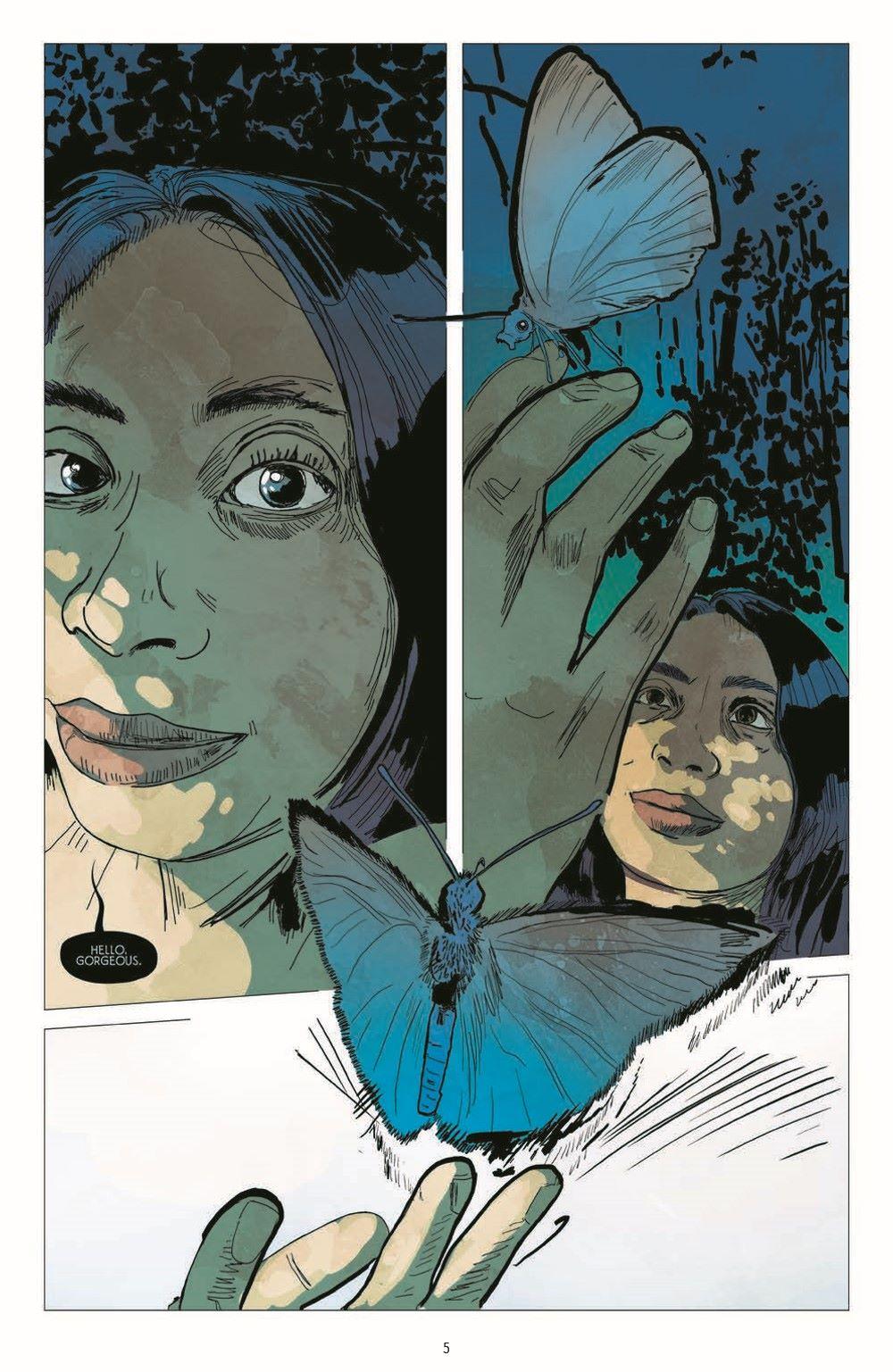 SleepingBeautiesHC_pr-4 ComicList Previews: SLEEPING BEAUTIES VOLUME 1 HC