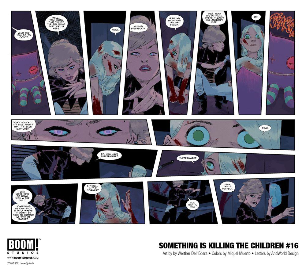 SomethingIsKillingTheChildren_016_Interiors_004_005_PROMO First Look at BOOM! Studios' SOMETHING IS KILLING THE CHILDREN #16