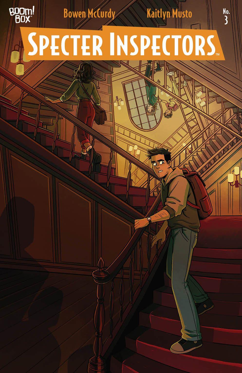 SpecterInspectors_003_Cover_A_Main ComicList Previews: SPECTER INSPECTORS #3 (OF 5)