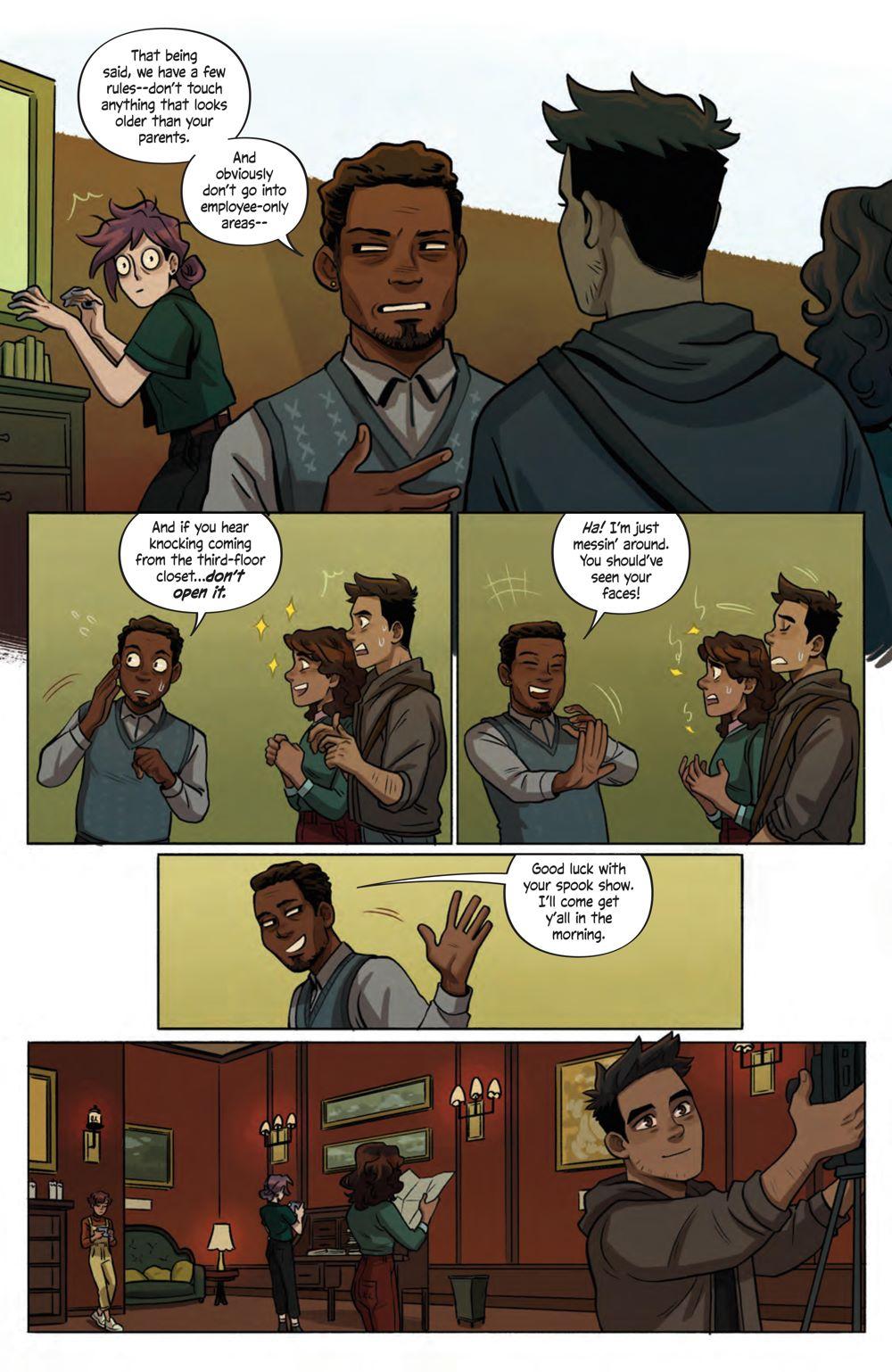 SpecterInspectors_003_PRESS_4 ComicList Previews: SPECTER INSPECTORS #3 (OF 5)