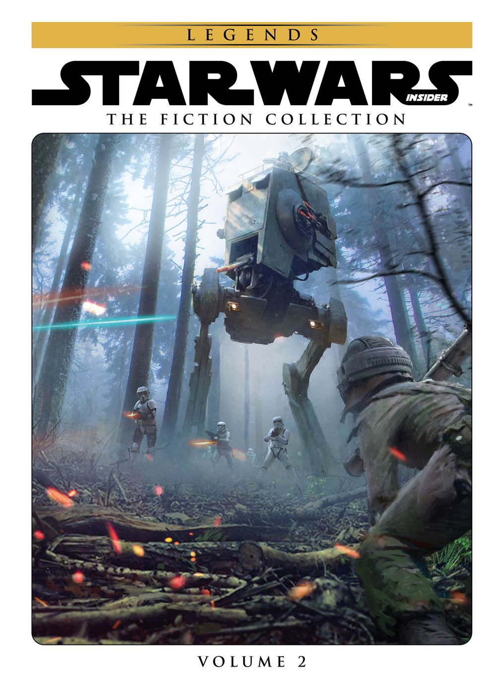 Star-Wars-Fiction-Collection-2 Titan Comics July 2021 Solicitations
