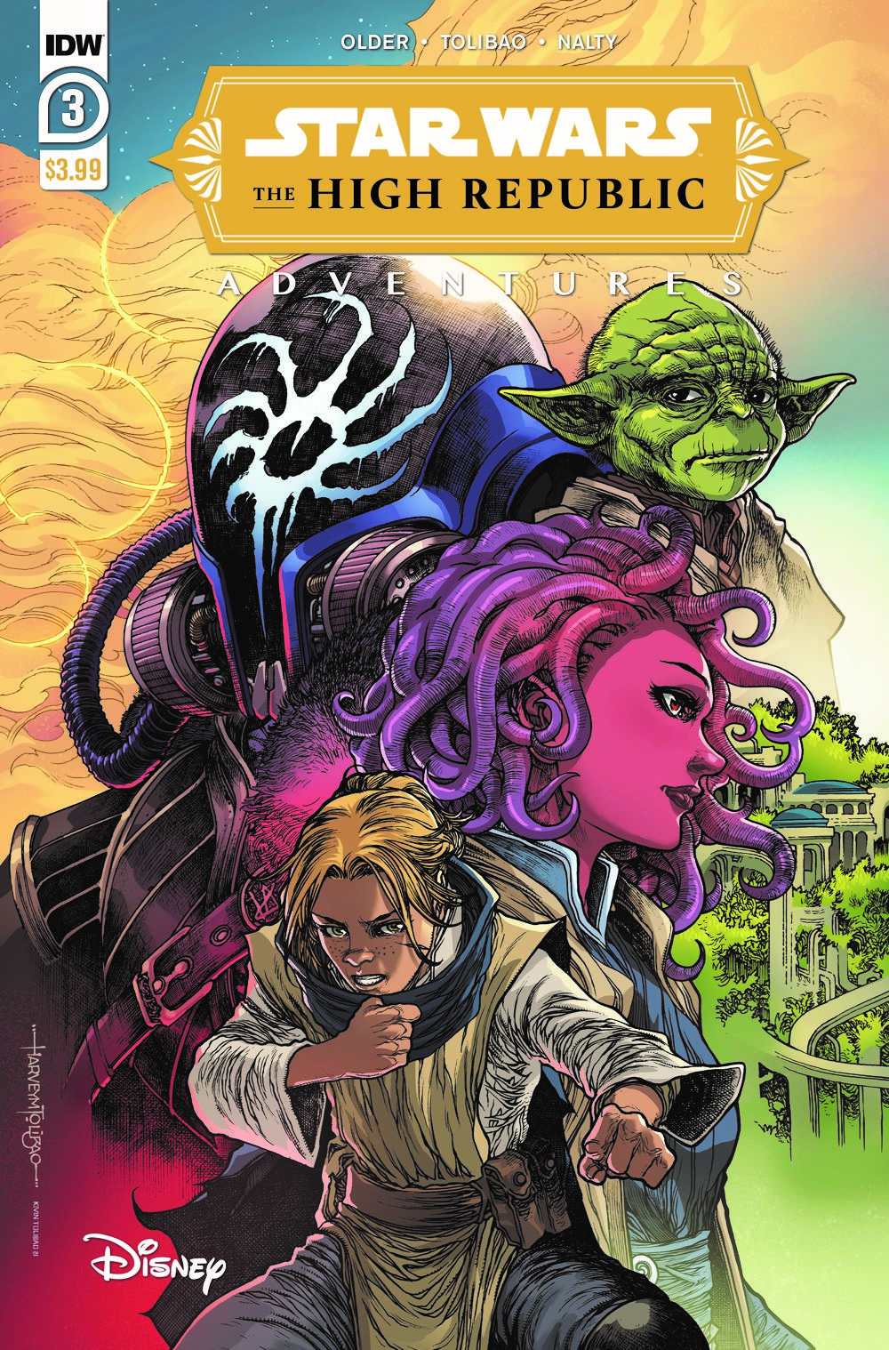 StarWarsHighRepublic-03-A ComicList: IDW Publishing New Releases for 04/07/2021