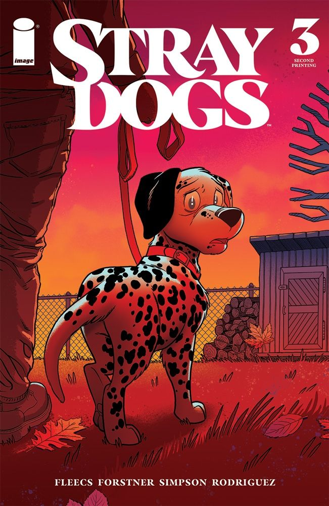 StrayDogs03-2ndPtg_web_c6815a0147f8285e3b5042ebb3626151 STRAY DOGS #3 goes home with a second printing