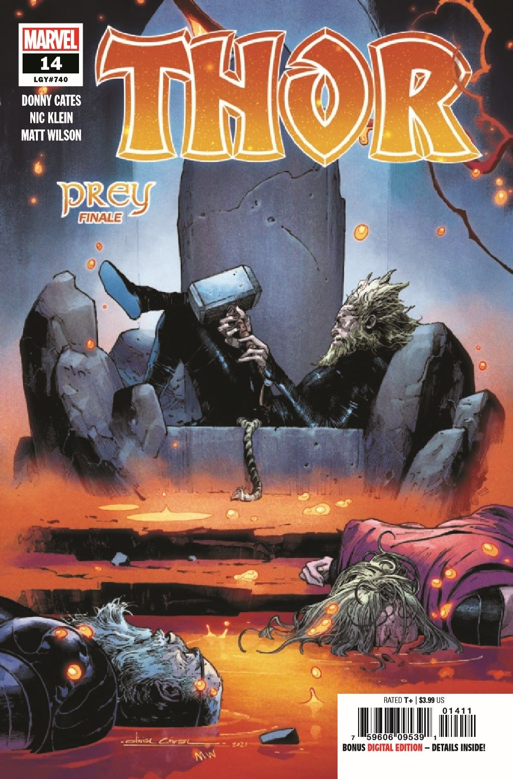 THOR2020014_Preview-1 ComicList Previews: THOR #14