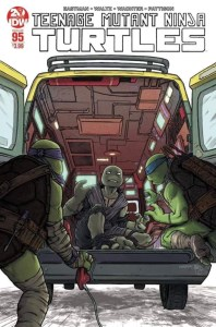 TMNT-95-second-print-198x300 The Hottest Comics: Jennika, Archangel, & Miles Lead the Way